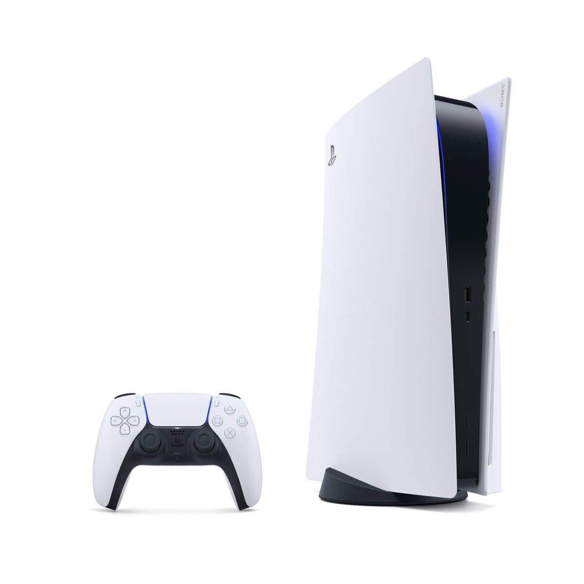 Mağazada Sony PlayStation 5 White