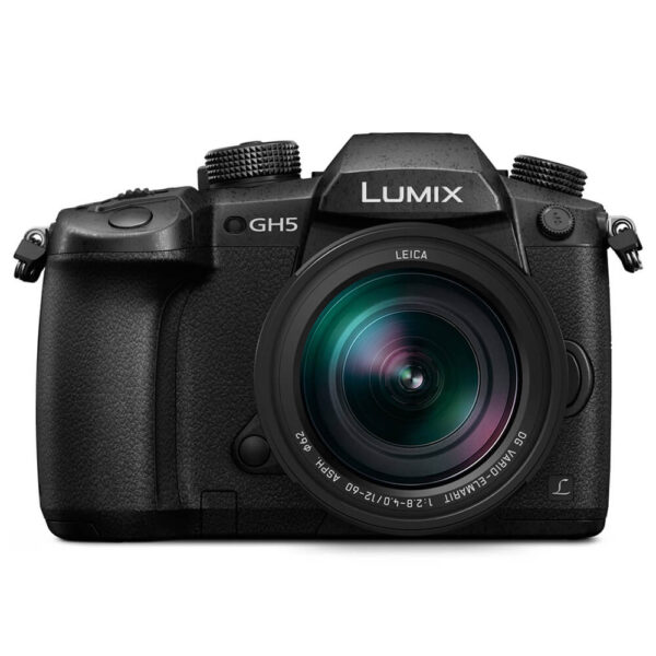 Panasonic Lumix G DC-GH5 12-60mm