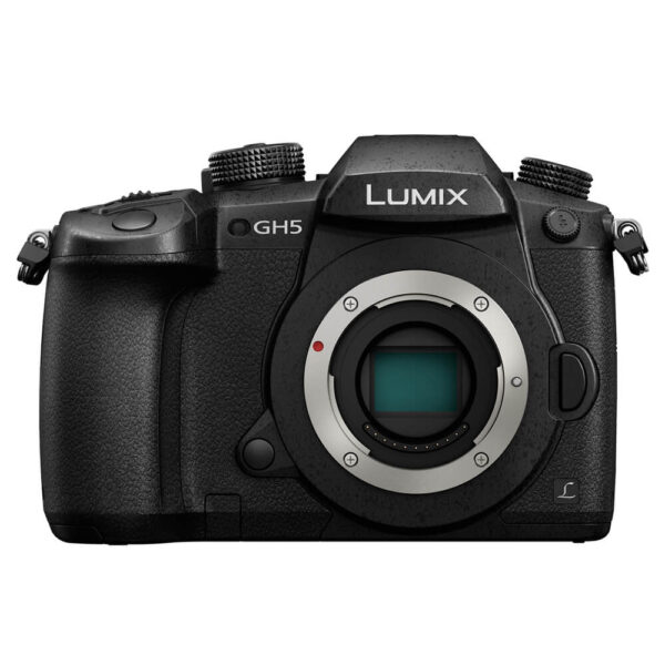 Panasonic Lumix G DC-GH5 4k Body