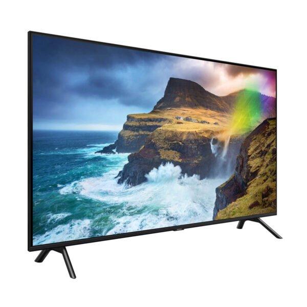 """Samsung QE65Q77RAUXRU 65""""(165sm) Flat Smart 4K QLED TV (2019)"""