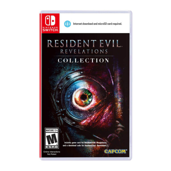 Switch Resident Evil Revelations Collection