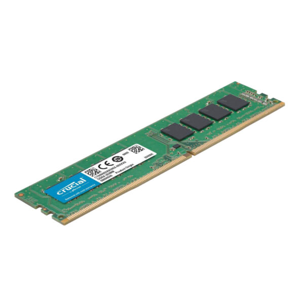 Ram Crucial 4Gb DDR4 2400 MHz