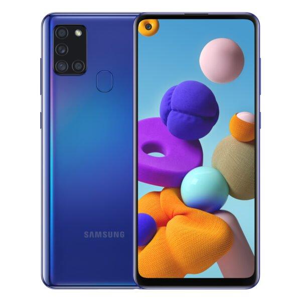 Samsung Galaxy A21s Dual Sim SM-A217F/DS 3GB/32GB 4G LTE Blue