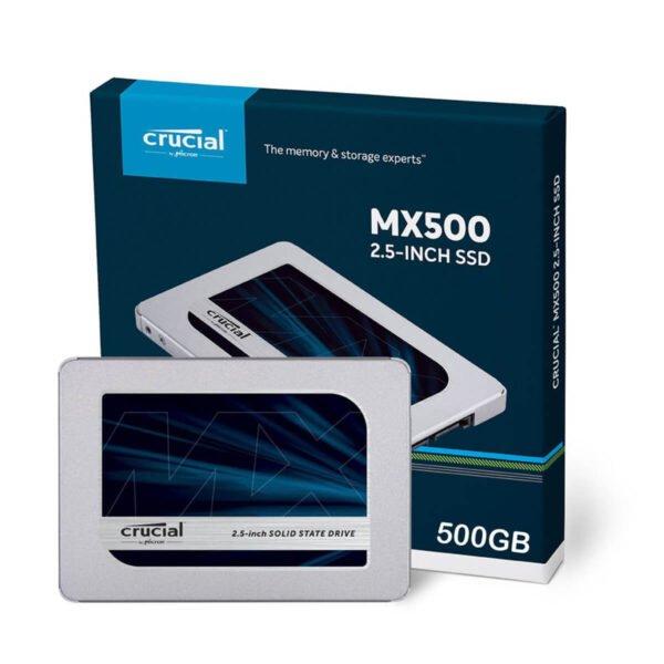 """Crucial 500GB MX500 2.5"""" Daxili SSD"""