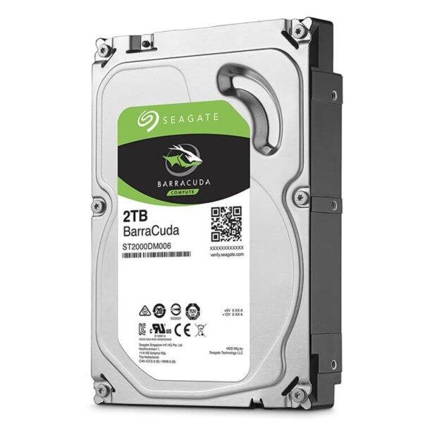 "Seagate 2TB BarraCuda SATA III 3.5"" Daxili HDD"
