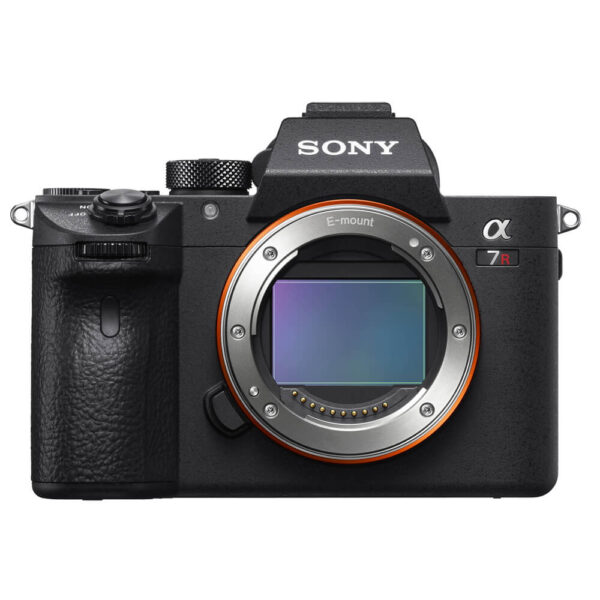Sony Alpha a7R III Mirrorless Digital Camera Body