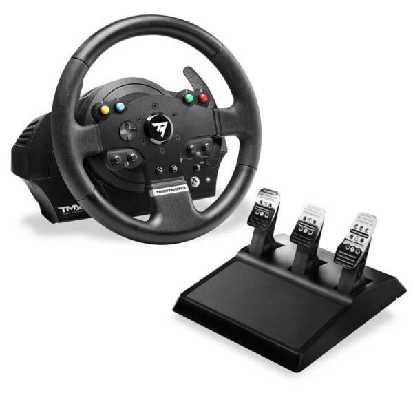 Thrustmaster TMX Pro Feedback Racing Wheel Pedal Set