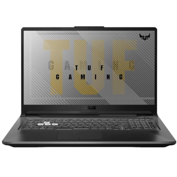"ASUS FA706II-H7024T Grey (AMD R7, 16GB RAM, 512GB SSD, 17.3"" FHD 120Hz, 4GB NVIDIA GF, Win10)"