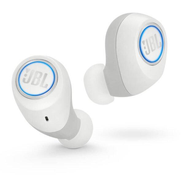 JBL Free X Truly wireless in-ear headphones White