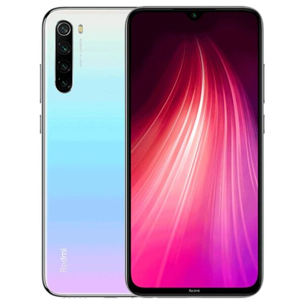 Xiaomi Redmi Note 8 4/64Gb White (Global)