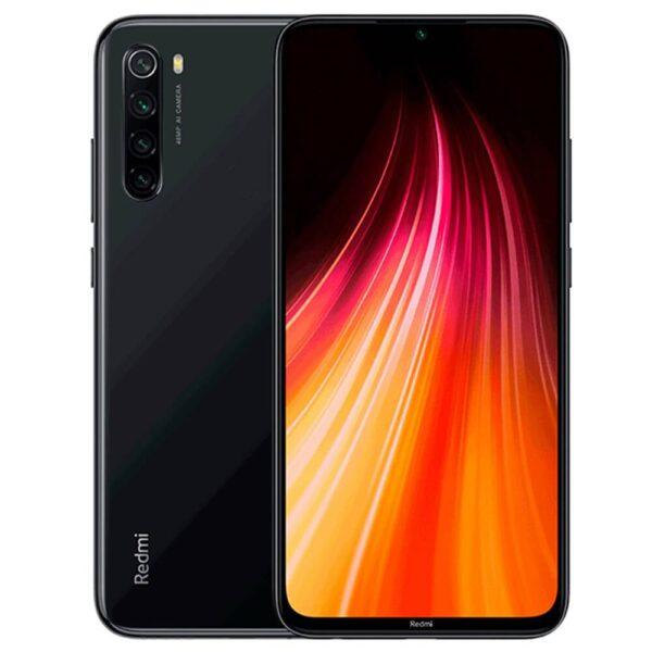 Xiaomi Redmi Note 8 4/64Gb Black (Global)