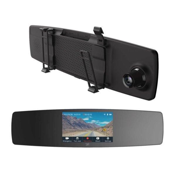 Videoqeydiyyat Kamerası YI Mirror Dash (Global)