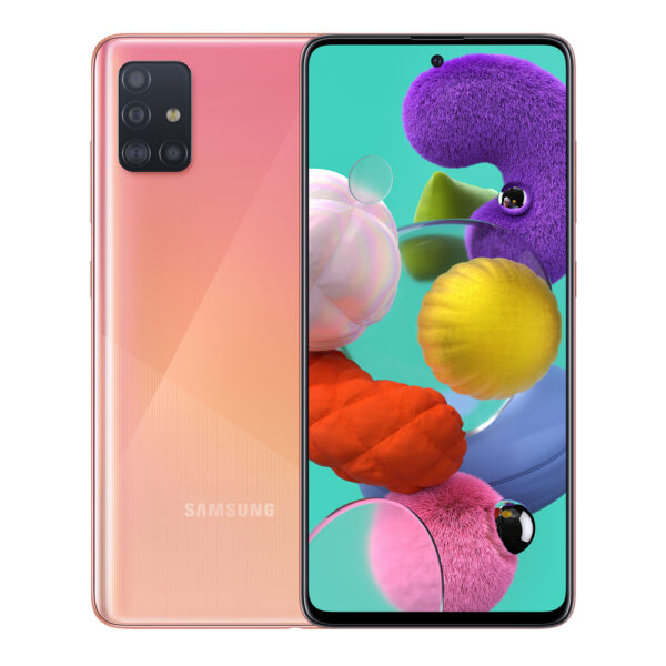 Samsung Galaxy A51 Duos A515F/DS 6/128GB Pink