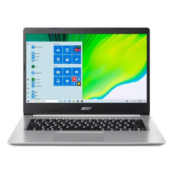 "ACER ASPIRE A514-NX.HZ5EM.00B-SILVER ( CORE I5 1035G1, 8GB RAM, 512 SSD, 2GB NVIDIA GF, 14""FHD IPS, Win10 )"