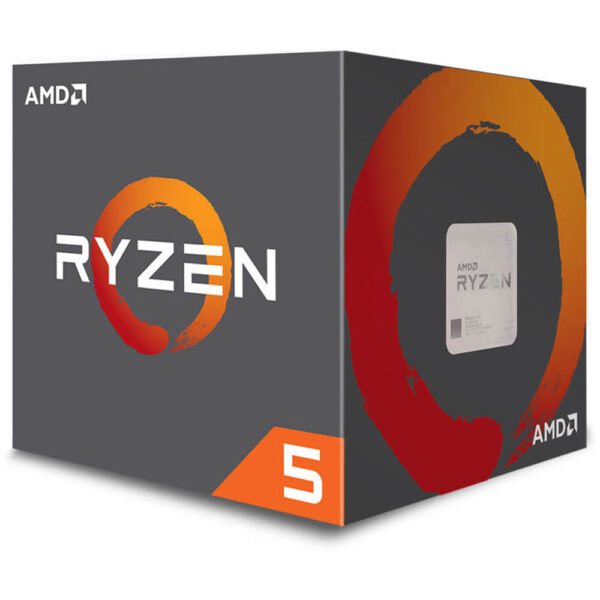 AMD Ryzen 5 2600 2nd Generation
