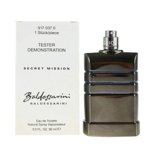 Baldessarini Secret Mission 90ml - Tester
