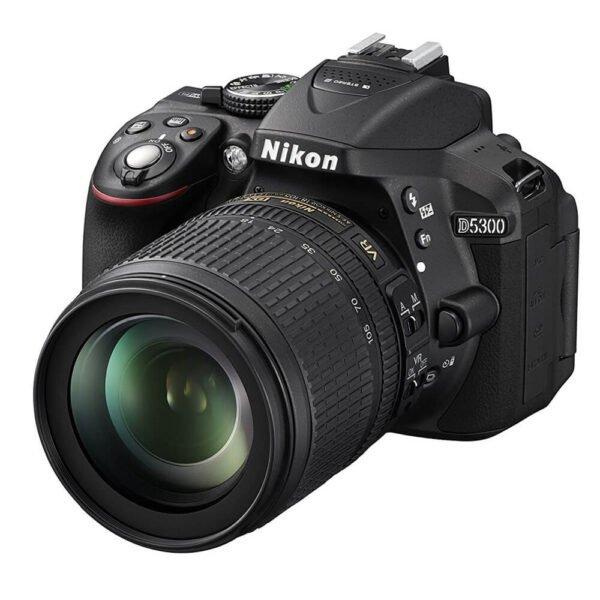 Nikon D5300 DSLR 18-105mm VR Lens Kit
