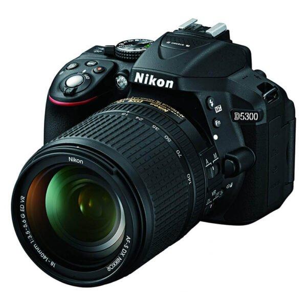 Nikon D5300 DSLR 18-140mm VR Lens Kit