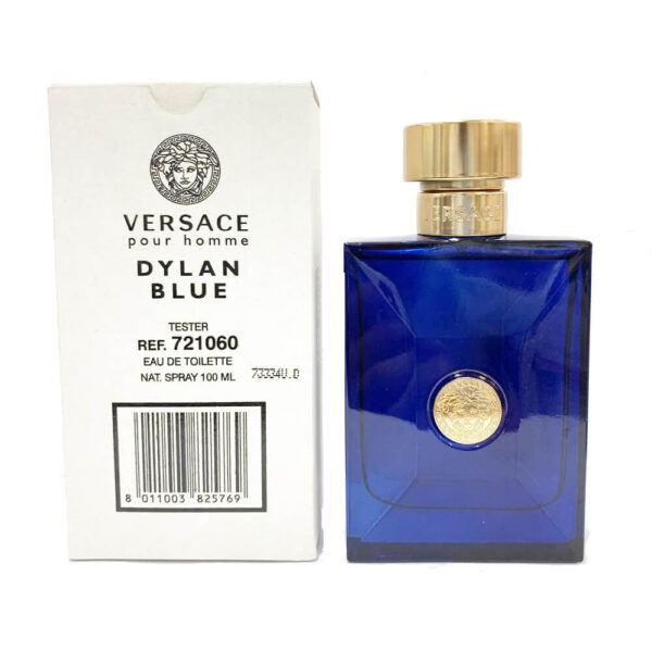 Versace Pour Homme Dylan Blue 100ml - Tester