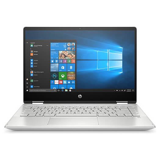 "HP Pavilion x360 14-dh1025ne 2R435EA Silver (Core i3, 4GB, 256GB SSD, 14.0"" FHD Touch Flip, Intel HD, Win10)"