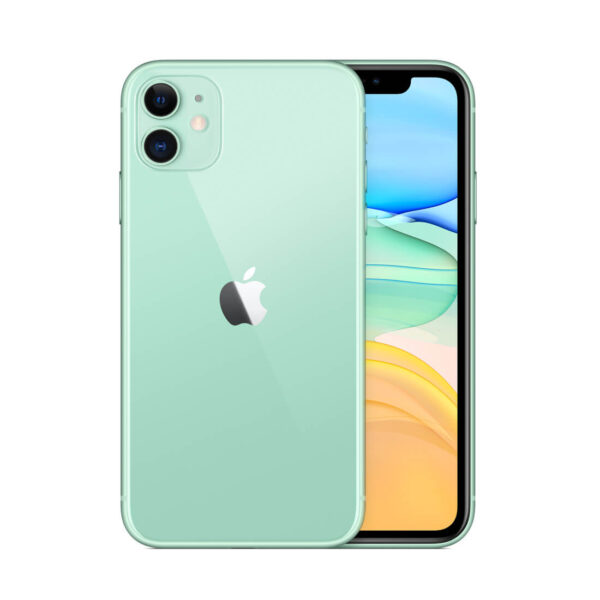 Apple iPhone 11 128Gb Green Dual With FaceTime