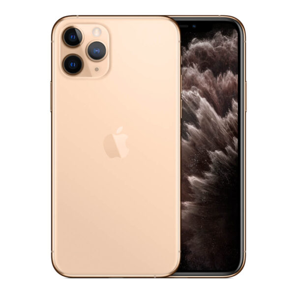 Apple iPhone 11 Pro 256Gb Dual Sim Gold With FaceTime
