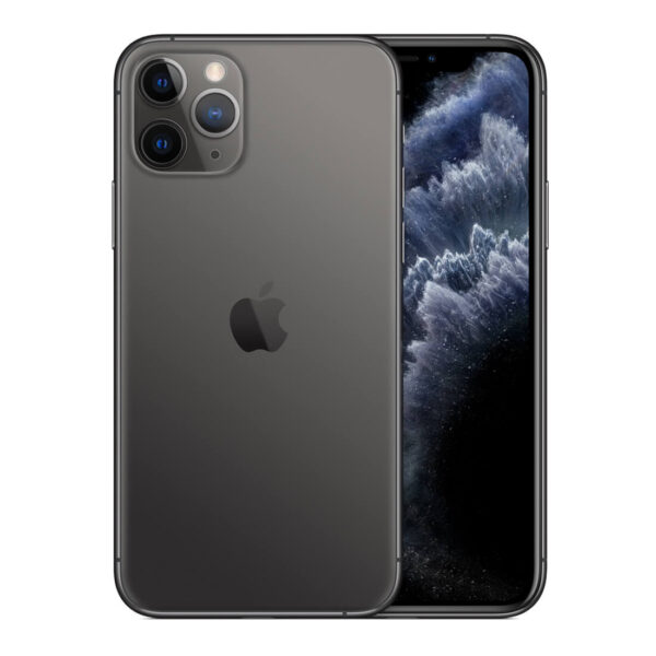 Apple iPhone 11 Pro 256Gb Dual Sim Space Gray With FaceTime