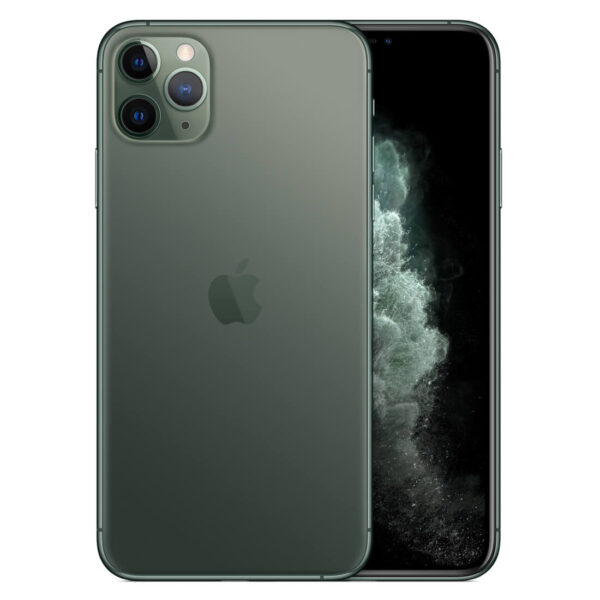 Apple iPhone 11 Pro Max 256Gb Dual Sim Green With FaceTime