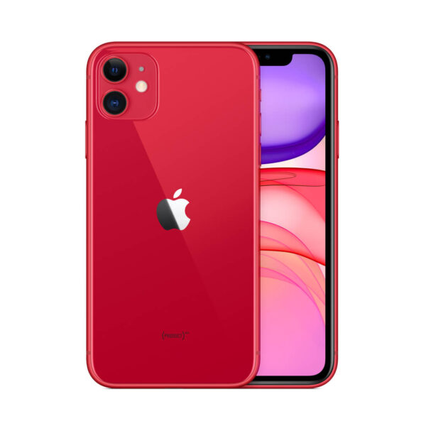 Apple iPhone 11 64Gb Red Dual Sim With FaceTime
