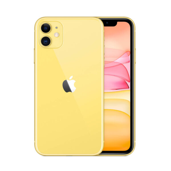 Apple iPhone 11 128Gb Yellow Single Sim With FaceTime