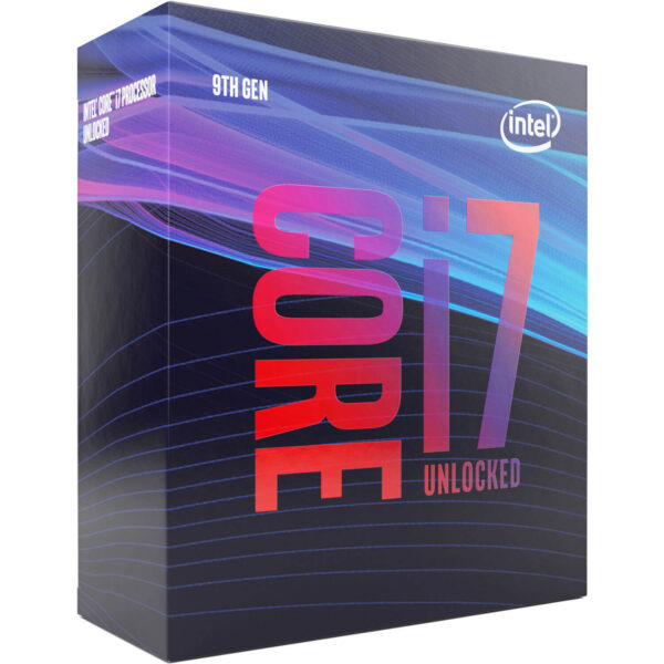 Intel Core i7-9700K 9th Generation