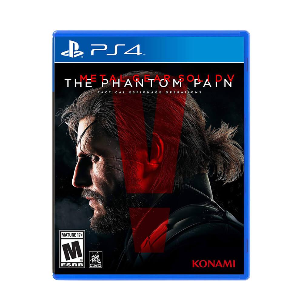 PS4 Metal Gear Solid V : The Phantom Pain
