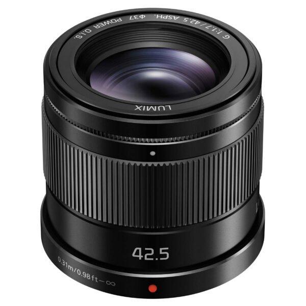 Panasonic Lumix G 42.5mm f/1.7 ASPH. POWER O.I.S. Lens