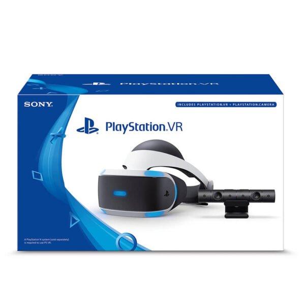 Sony PlayStation VR Starter Pack (PS VR+Camera)