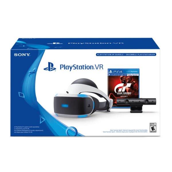 Sony PlayStation VR Gran Turismo Sport Bundle (PS VR+Camera+Gran Turismo Sport)