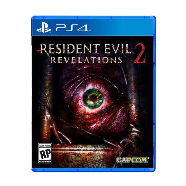 PS4 Resident Evil : Revelations 2