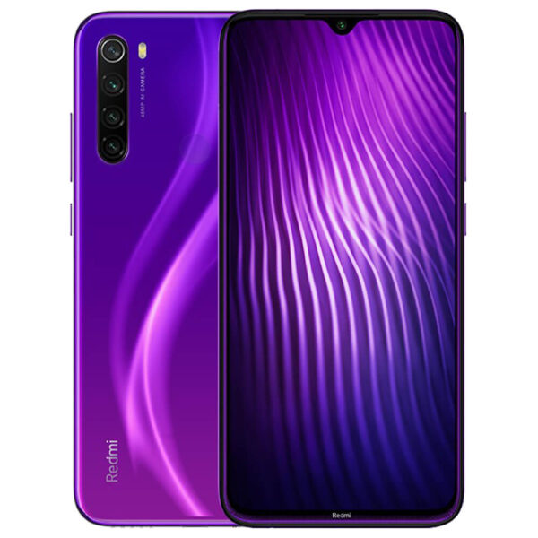Xiaomi Redmi Note 8 4/64Gb Purple (Global)