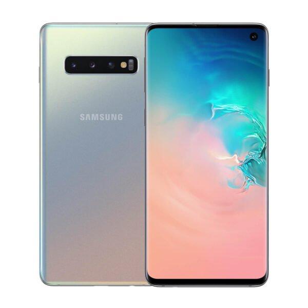 Samsung Galaxy S10 Dual Sİm 8/128Gb 4G LTE Prism Silver