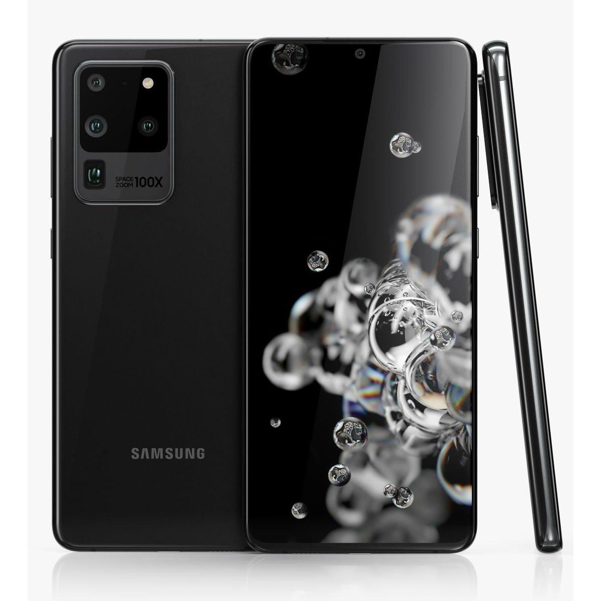 Samsung Galaxy S20 Ultra SM-G988 Dual Sim 5G 12Gb/128Gb Black