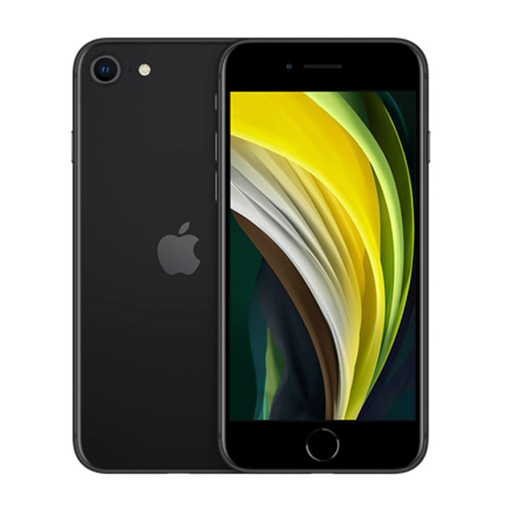 Apple iPhone SE (2020) 128Gb Black Single Sim With FaceTime