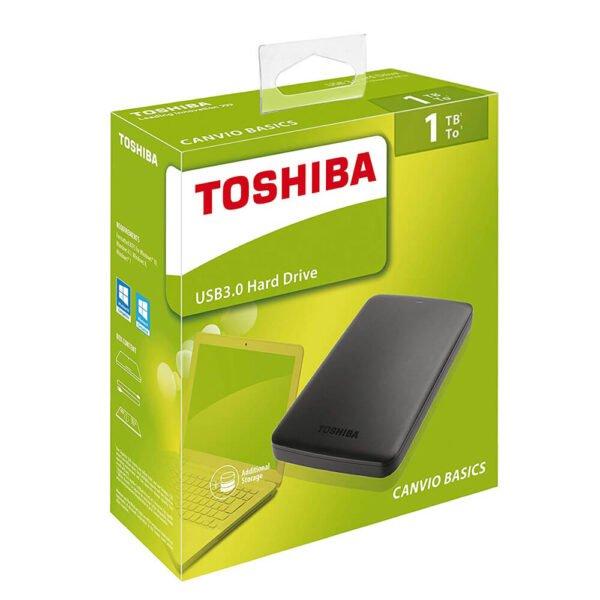 Toshiba Canvio Basics 1Tb External HDD