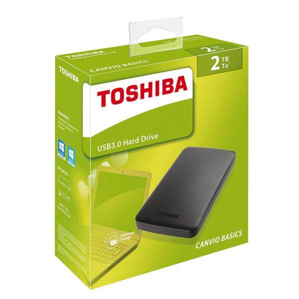 Toshiba Canvio Basics 2Tb External HDD