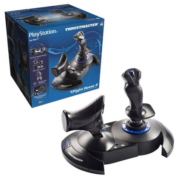 Thrustmaster T.Flight Hotas 4 with War Thunder Starter Pack for PlayStation 4