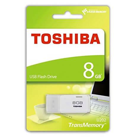 Toshiba USB Flash Drive 8Gb